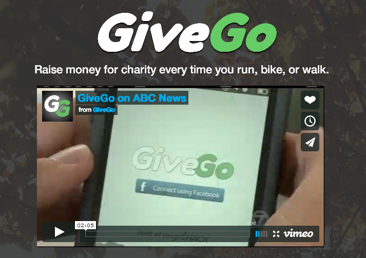 Give go promo video